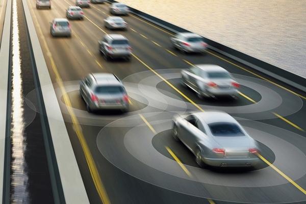 Mantendo distância segura dos carros